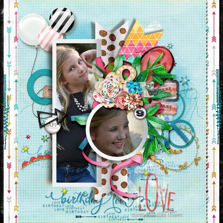 Birthday Love
