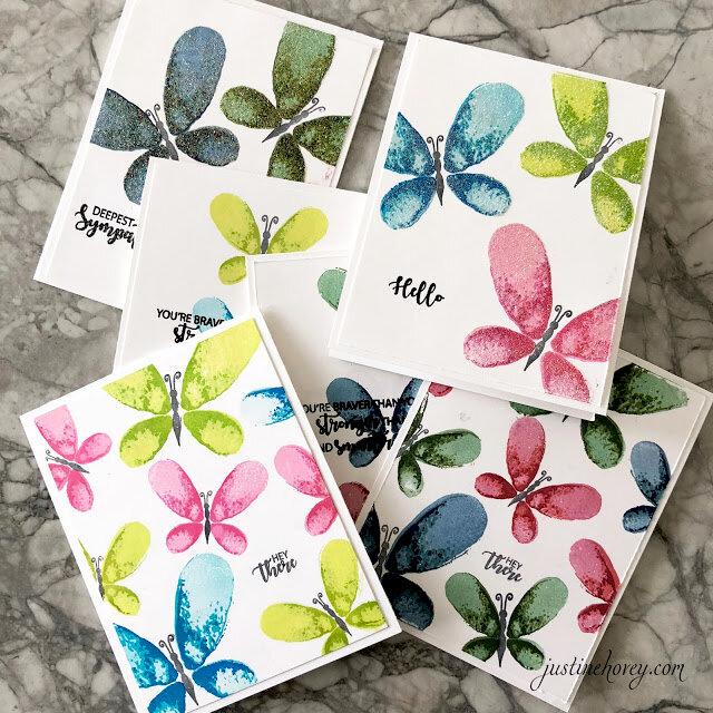 Faithful Flutterings Butterflies