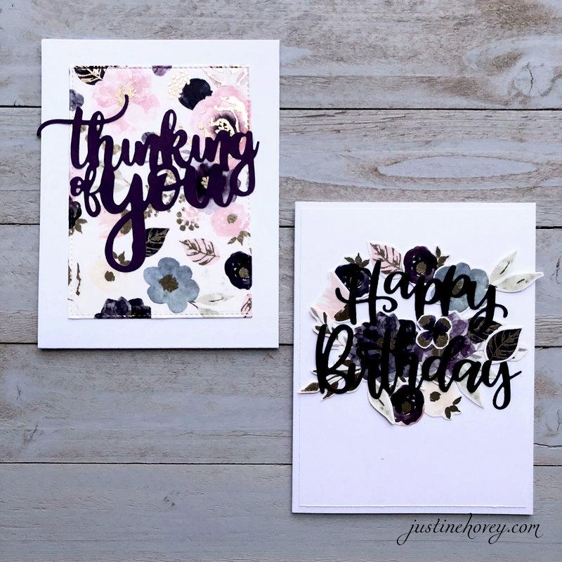 Altenew Washi Tape Cards