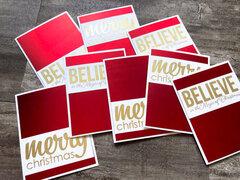 Christmas Bulk Cards 2