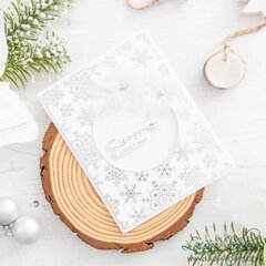 Christmas Card with Hot Foiling