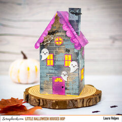 Haunted House with SVG Files