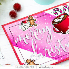 Christmas Card with Foiling (No Machine Required)