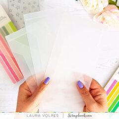 Slimline Paper and Dies Organization