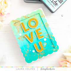 Easy Card Design with Heat Embossing