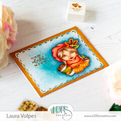 Fall Card feat LDRS Creative