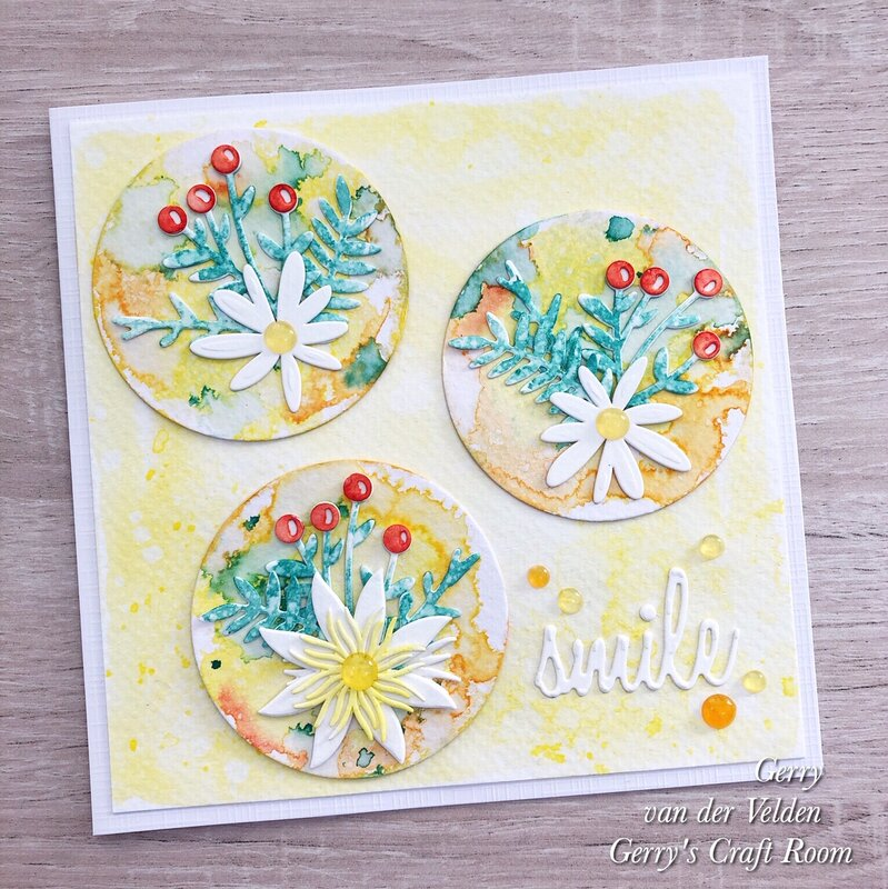 Smile Artist Trading coins Card