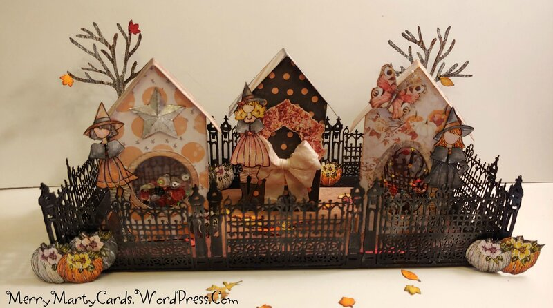 Little Witches & Tiny Houses
