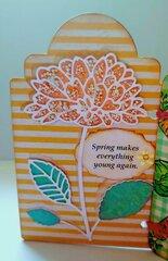 Springtime Julie Nutting Bunny Tag Book (page 4)