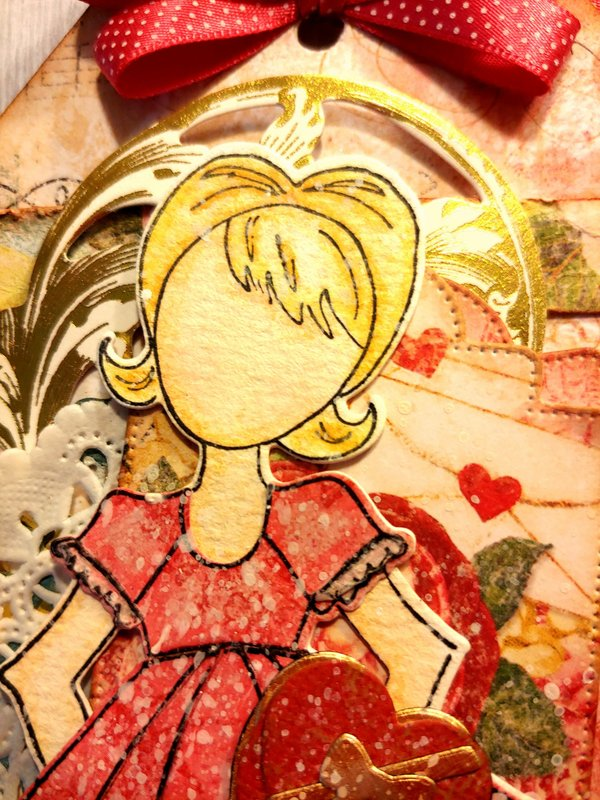 Julie Nutting Valentine's Day Tag (Candie close up)
