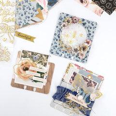 Marigold Memorydex cards
