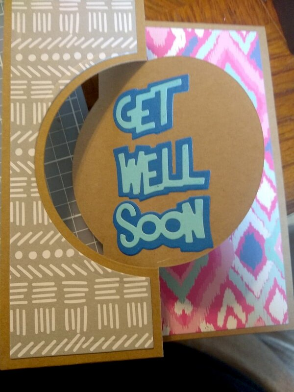 Flip-it Get Well Card