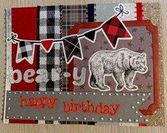 BEAR-y Happy Birthday