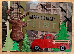 Happy Birthday Flint