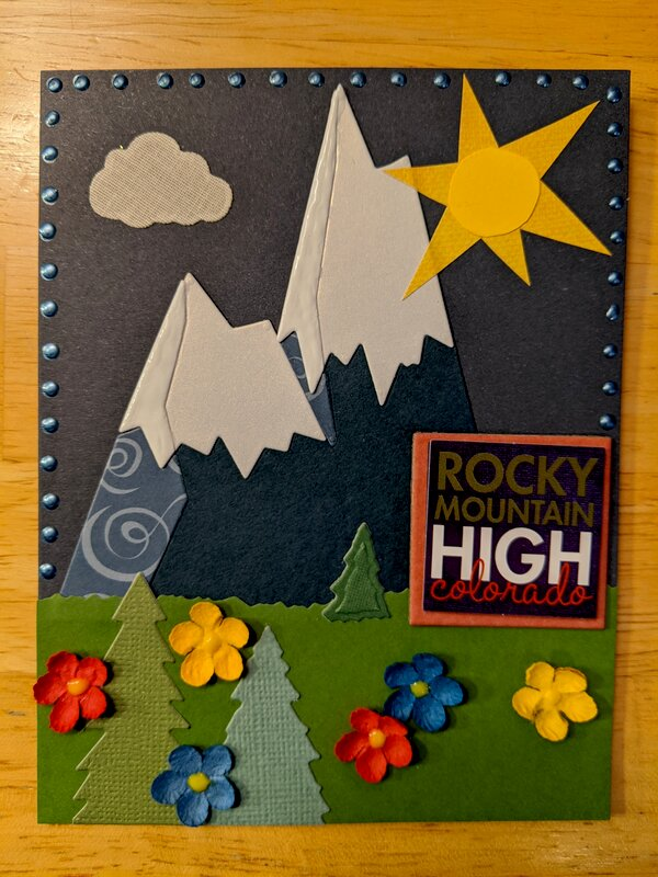Rocky Moutain High