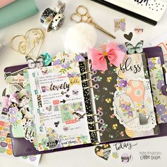 Carpe Diem ~April Planning with Bliss