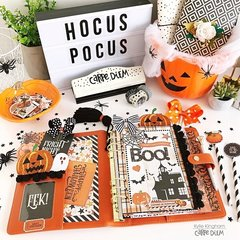 Planning a Spooktacular Halloween.