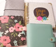 My first Carpe Diem Planners!