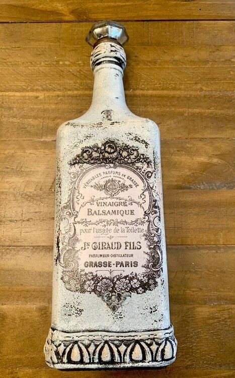 Vintage bottle