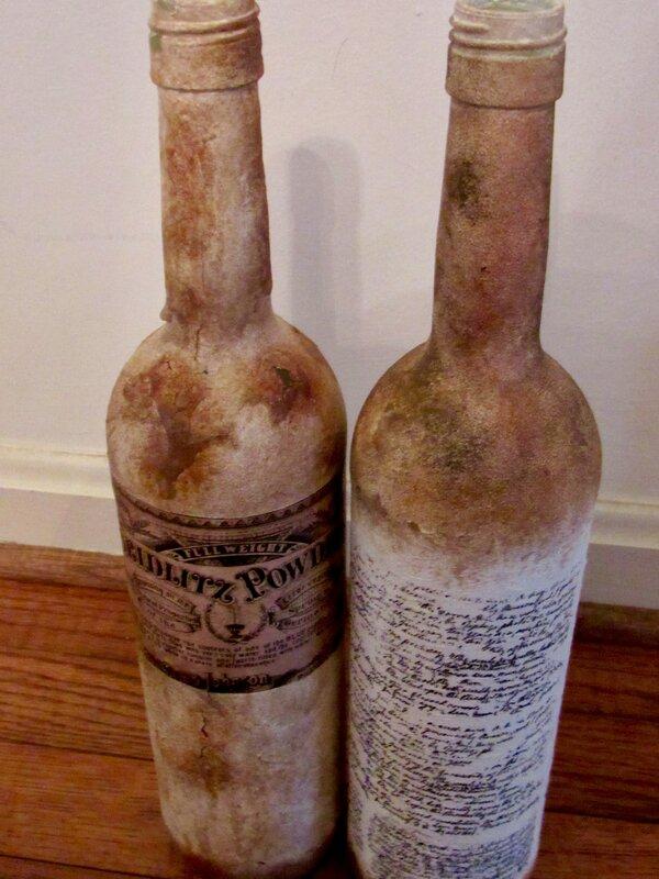 rusty ol' bottle