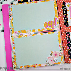 Snap Flipbook with Kate & Ash Collection - Simple Stories