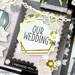 Snap Flipbook with Happily Ever After Collection - Simple Stories