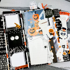 Flipbook Snap with Boo Crew Collection - Simple Stories