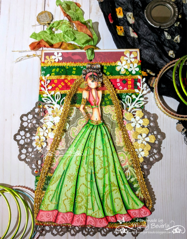 Julie Nutting Prima Doll Lorrena Bollywood Tag