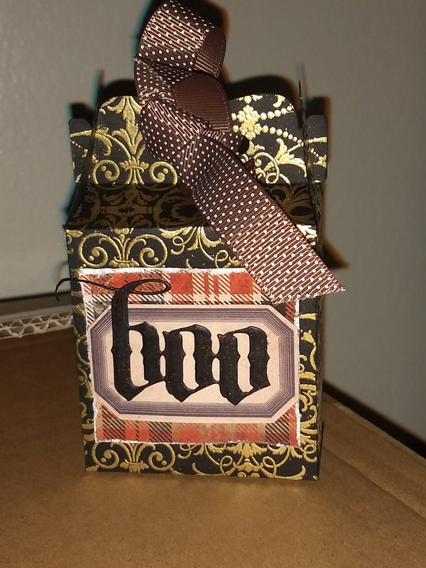 The boo box