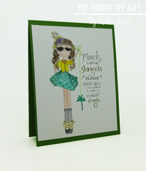 March Card