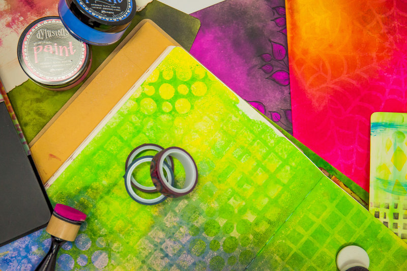 Art Journaling the Dylusions Way with Dyan Reaveley