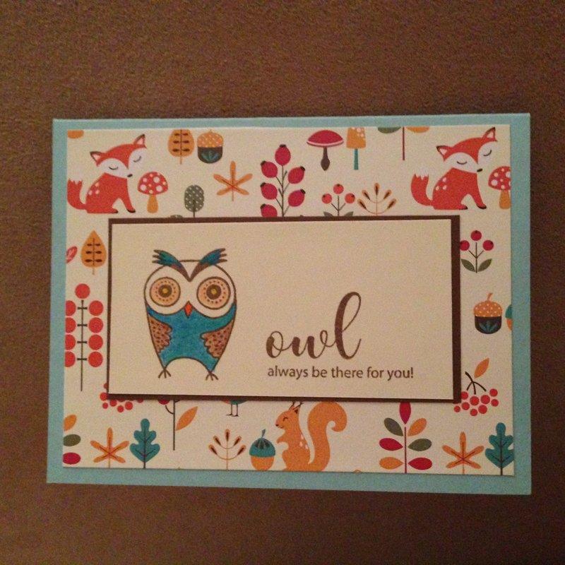Whimsical card