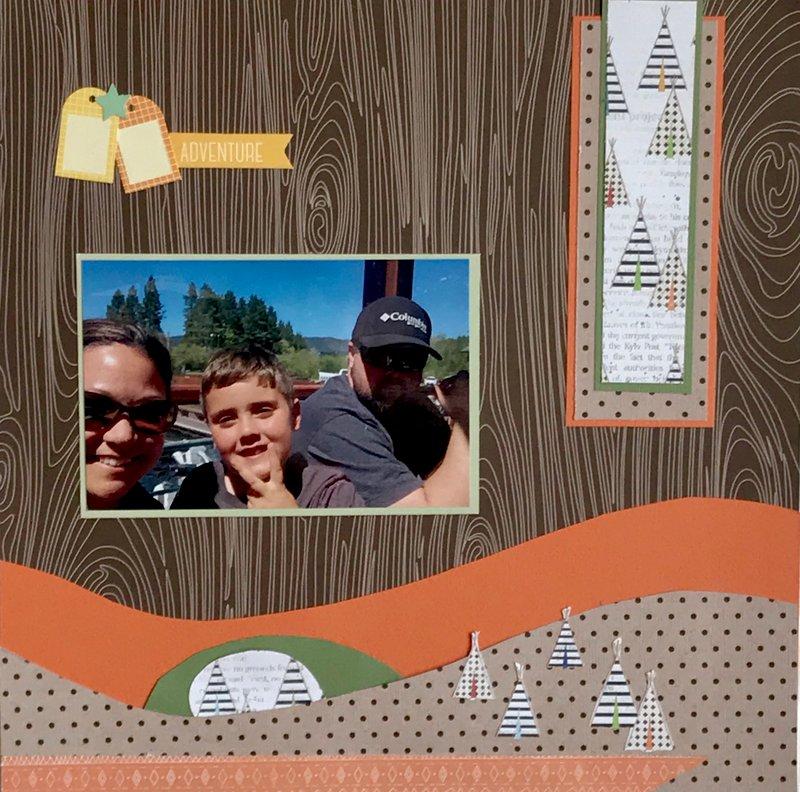 Adventure in Tahoe
