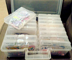 Die Cut Storage