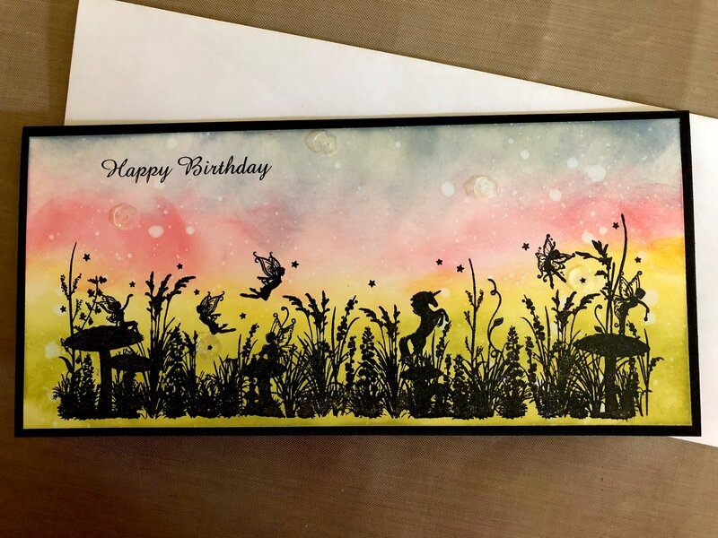 """HBDay """"Magical Meadow"""""""