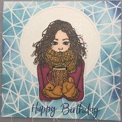 �Jill� Birthday Card