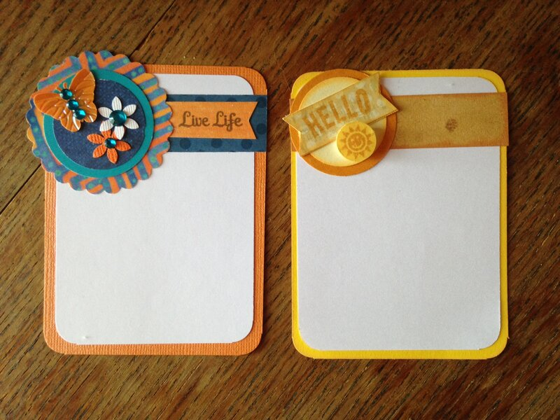 Journal Cards 2