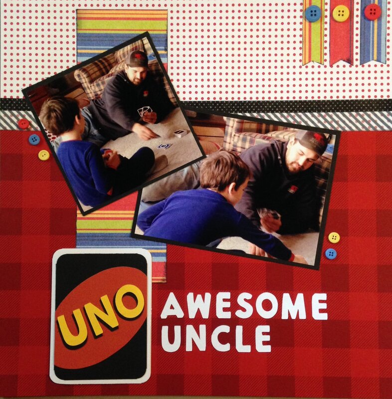 Uno Awesome Uncle