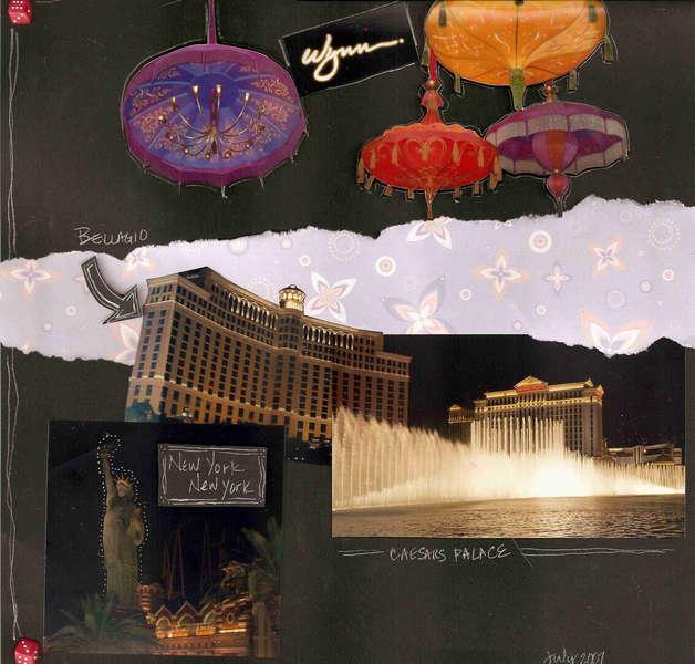 Las Vegas Strip Pg 1