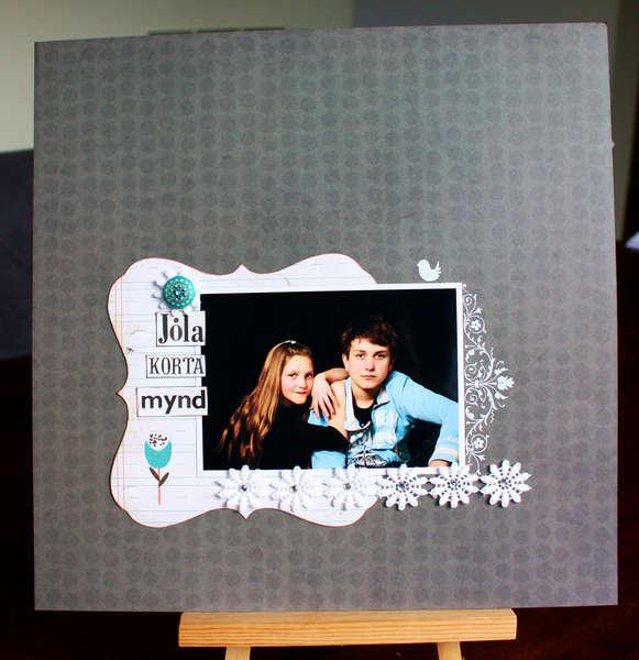 Christmascard photo