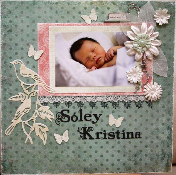 Sóley Kristina