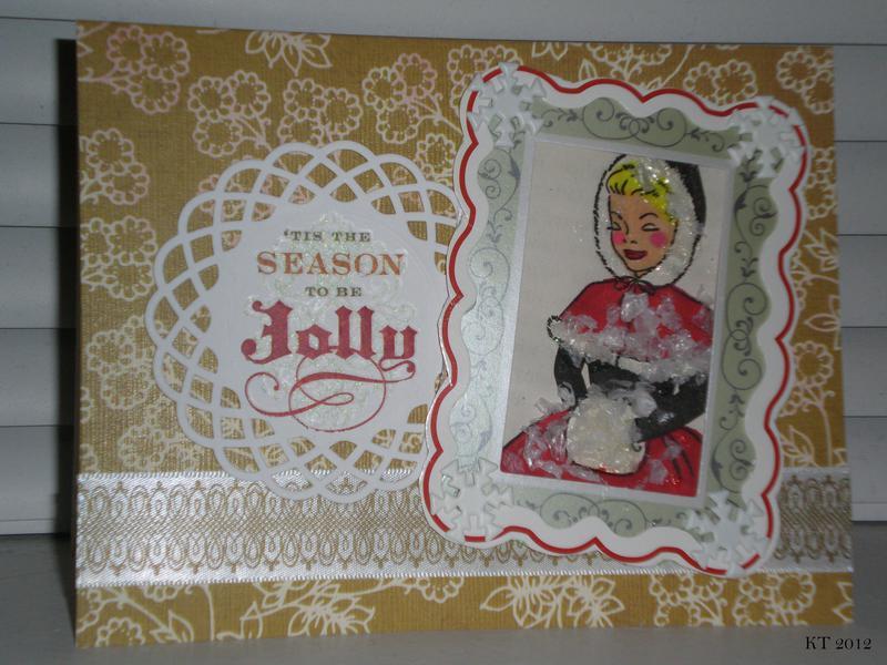 {'Tis the Season To Be Jolly}