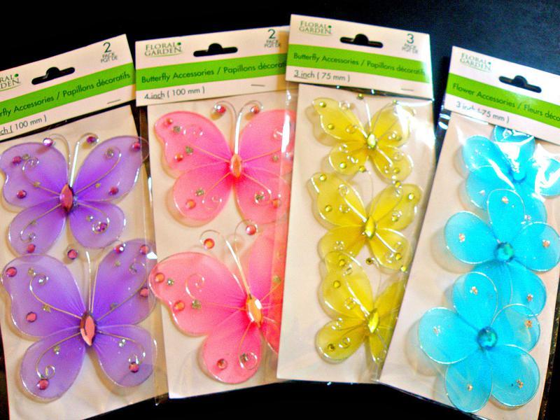Spring Butterflies (March Shopping Haul)