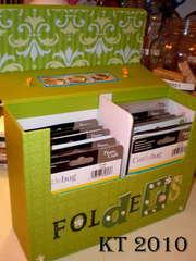 Cuttlebug Folder Holder (Inside)