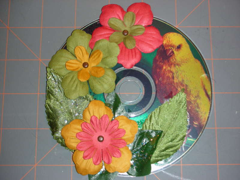 Altered CD - Yellow Canary