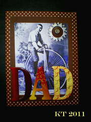 {Father's Day Card 2011}