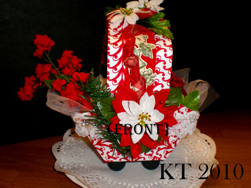 {Holiday Basket Swap - Front}