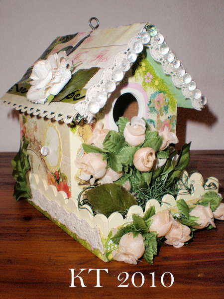 {Mrs. Webster's Birdhouse}