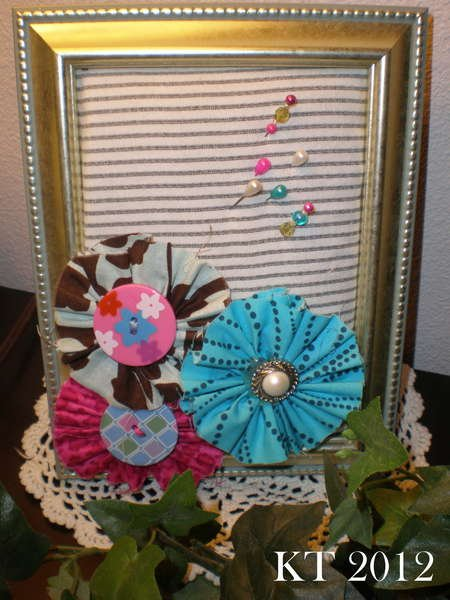 {Pin Cushion Frame}