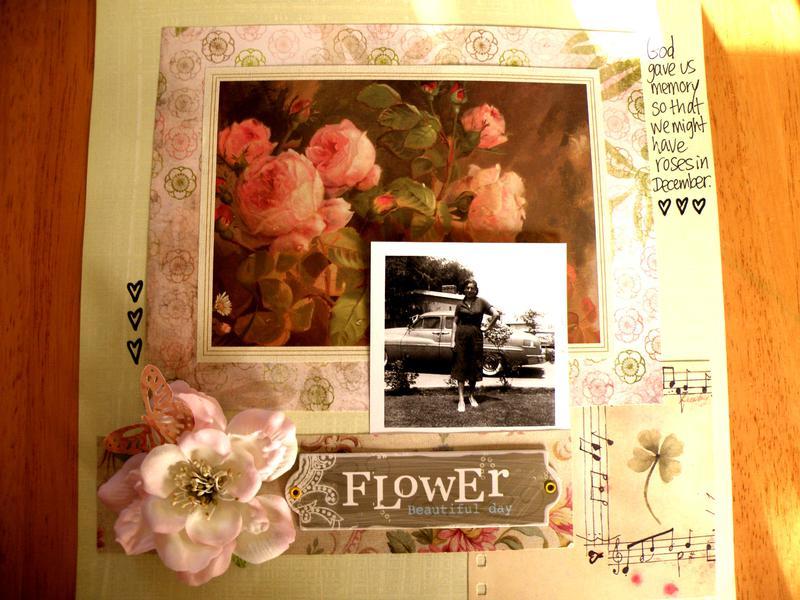 {Roses in December}